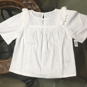 Old Navy Girl's Top Size 8 (NWT)